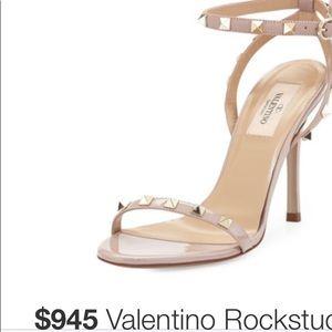 Valentino Sandal Heels